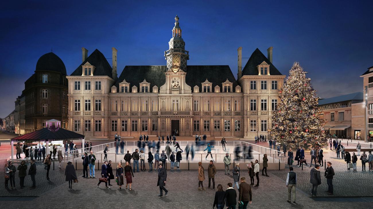 Chocolaterie Hotel De Ville